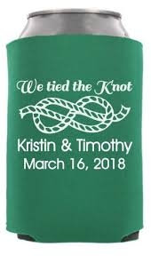 wedding knot quotes wedding quote can coolers cheap wedding can coolers