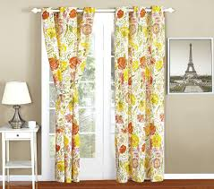 Chezmoi Collection Curtains by All American Collection Cute Curtains U2013 Ease Bedding With Style