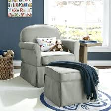 baby glider and ottoman nursery rockers ottomans relax swivel