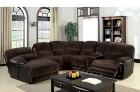Leather Sofa Sectionals On Sale Impressive Sofa Sectional With Recliner And Plushemisphere Sofas