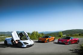 mclaren 720s an italian encounter with the new mclaren 720s cnn style