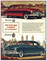 sales lot classic 1953 kaiser dragon u2013 a problem is simply an