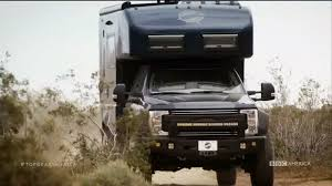 ford earthroamer xv hd this 600k modified ford f 550 is the ultimate camper vehicle video