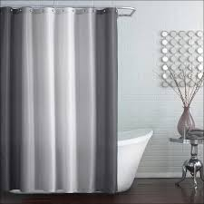 Kitchen Curtains Blue Bathroom Wonderful Coral And White Chevron Curtains Gray And