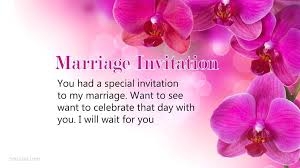 marriage invitation for friends imposing marriage friends invitation 78 wedding invitation card