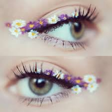 Hippie Makeup For Halloween by Pin By Dd U0027s Stuff On Bubbles Hair And Makeup Pinterest Purple