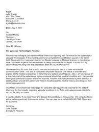 cover letter for medical technologist medical technologist cover