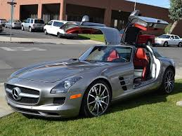 2011 mercedes for sale sold 2011 mercedes sls amg 63 coupe gray w interior for