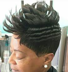 natural spike hairstyles for african american woman pin by olivia green on olivia s head magic pinterest short
