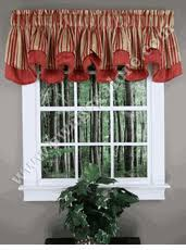 Rust Colored Kitchen Curtains Kitchen Valances Swags Galore Kitchen Curtains