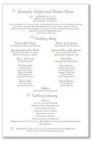 cheap wedding ceremony programs 2 modern wedding program and templates modern wedding program