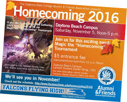 Daytona State College Map by Homecoming 2016 Nov 2 3 4 U0026 5