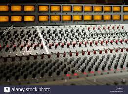 Recording Studio Mixing Desk by Recording Studio Mixing Desk Stock Photo Royalty Free Image