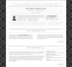 Smart Resume Sample by Top 40 Professional Online Cv U0026 Resume Templates Web Development