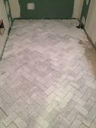 Herringbone Tile Floor Kitchen - herringbone pattern tile floor