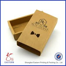 tie box gift kraft recyclable paper bow tie gift packaging paper box buy gift