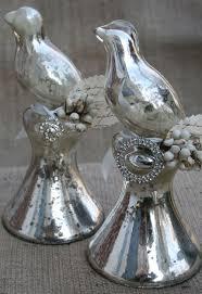 eab designs mercury glass birds