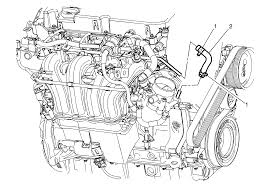 repair instructions throttle body heater inlet hose replacement