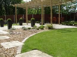 Backyard Design Ideas Triyae Com U003d Small Backyard Landscaping Ideas Low Maintenance