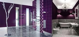 Purple And Gray Bathroom - contemporary bathroom design magic purple bathroom ideas