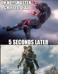Master Chief Meme - image tagged in halo memes halo ded made w imgflip meme maker