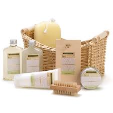 bathroom gift basket ideas amazon com verdugo gift lemongrass eucalyptus spa basket