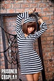 Prisoner Halloween Costumes Beauty Show Rakuten Global Market Halloween Costume Prison