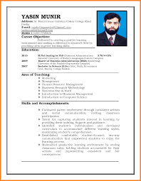 Example Resume Pdf by Sample Of Job Resume Free Resume Example And Writing Download