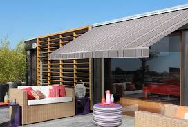 Metal Awnings For Patios Metal And Glass Home Awnings Making A Comeback In The Queens And