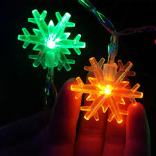 String Lights Outdoor Wedding by Online Get Cheap Snowflake Fairy Lights Aliexpress Com Alibaba