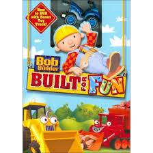 bob builder built fun toy truck dvd video target