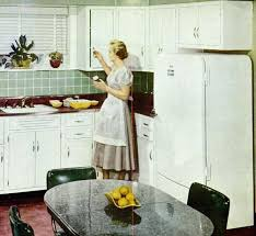 1950 kitchen furniture kitchen trends introduced in the 1950s