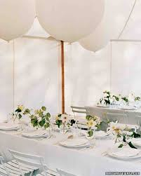wedding arch balloons diy balloon wedding decor martha stewart weddings