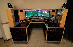 Big Gaming Desk Another Desk Pc Careful If You Visit The Site Lots Of Ads
