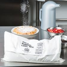 carnival king 5 lb funnel cake mix 6 case