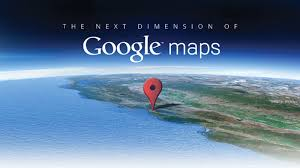 wallpaper google maps google planning to introduce the next dimension of maps on june