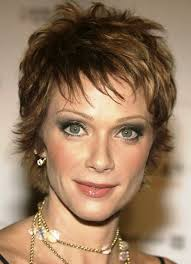 short hairstyles short spiky hairstyles for ladies over 60 short