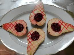 cuisiner les airelles poires aux airelles cuisson basse température