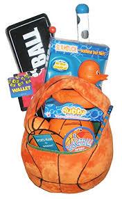 basketball gift basket basketball lover s gift basket for easter