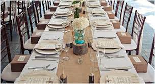 8 ft banquet table dimensions 120 x 12 inch burlap table runners fit 8ft long tables the