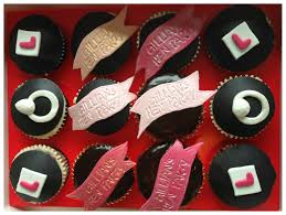 hen party cupcake decoration a home made by committee
