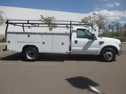 2008 Ford F350 Utility Truck - used 2010 ford f350 service utility truck for sale in az 2249