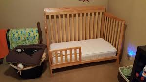 Dex Baby Safe Sleeper Convertible Crib Bed Rail by Is A Crib And Toddler Bed The Same Size Best Baby Crib Inspiration
