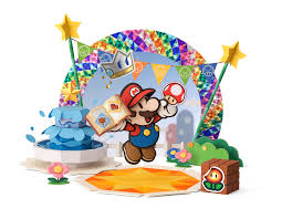 paper mario sticker star review revisit feature nintendo
