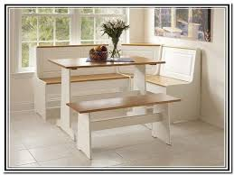 Small Kitchen Table And Bench Set - kitchen magnificent small kitchen table with bench dining room