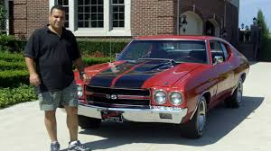 Chevelle Ss Price 1970 Chevy Chevelle Ss Classic Muscle Car For Sale In Mi Vanguard