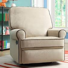 viv rae swivel reclining glider u0026 reviews wayfair