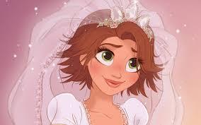 2 tangled tangled rapunzel wedding bride crown