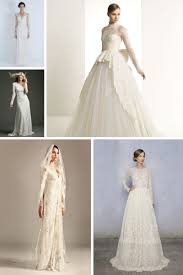 20 of the most stunning sleeve wedding dresses chic vintage