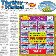 nissan armada delta stroke sensor thrifty nickel feb 6 by billings gazette issuu
